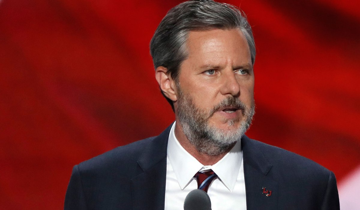 Jerry Falwell Jr.: Failed Institutionalist | National Review