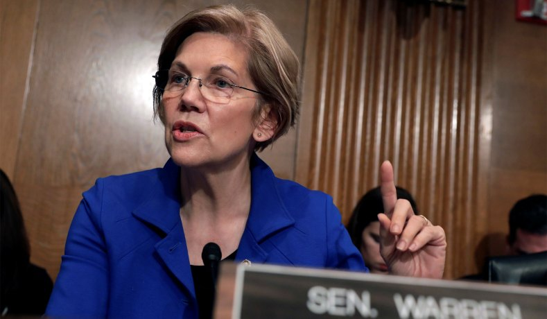 Native Americans React to Warren's DNA Test
