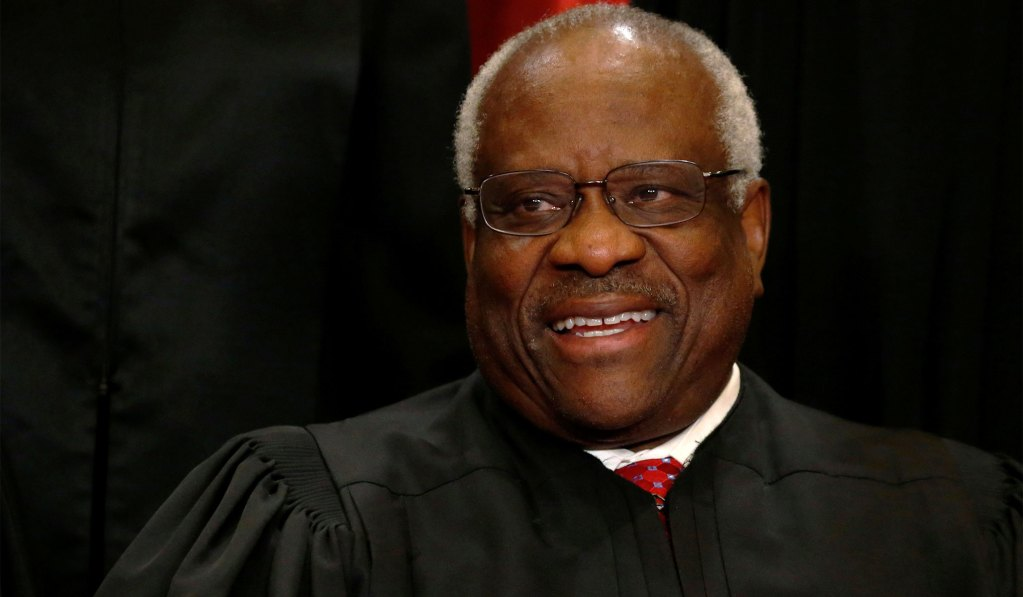 Clarence Thomas, Living Proof of the American Dream