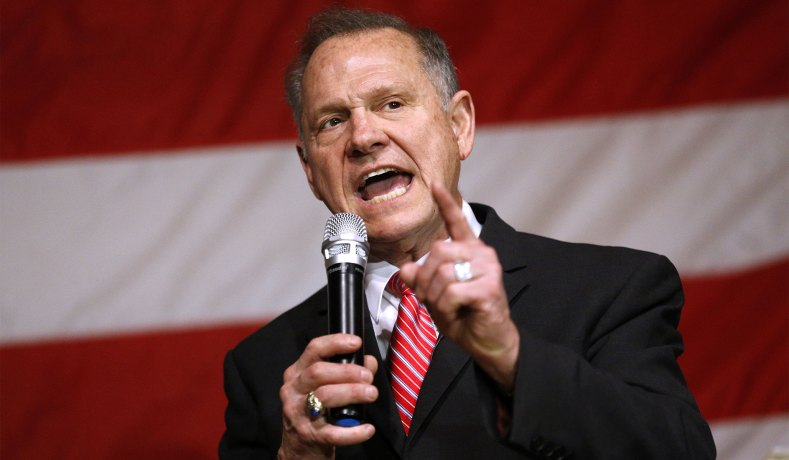 Steve King and Roy Moore Don't Belong in the GOP