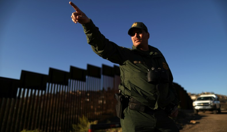 Border Wall Symbol Of Our Symbolic Politics National Review