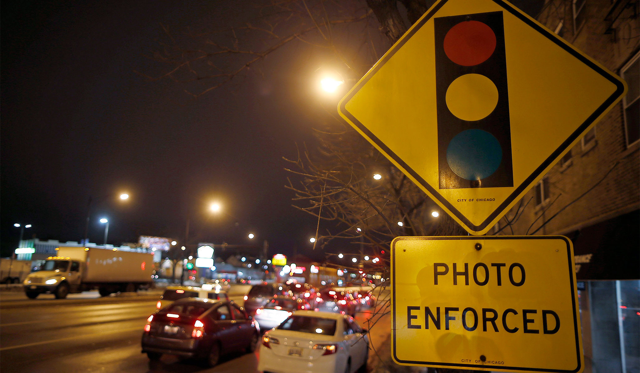 Red Light Cameras: Unfair, Unsafe, Unnecessary | National Review
