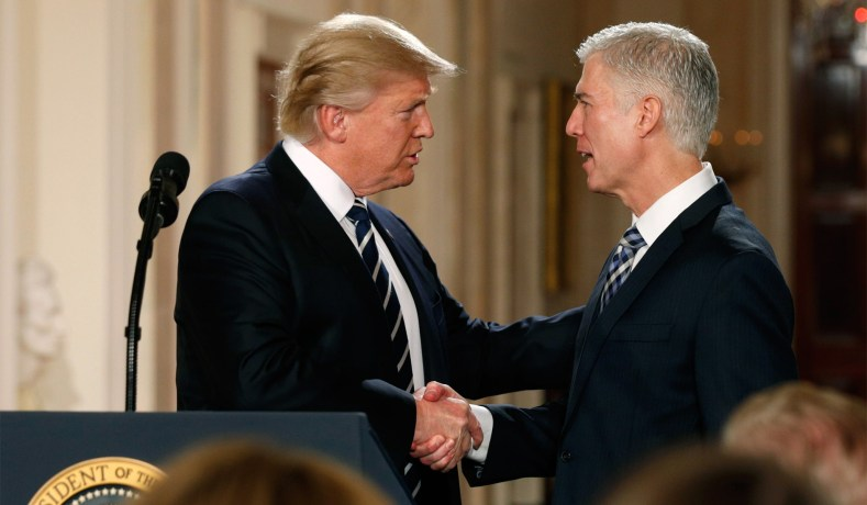 5th Circuit Upholds Feds 33 Million >> Trump Judicial Appointments Historic Record National Review