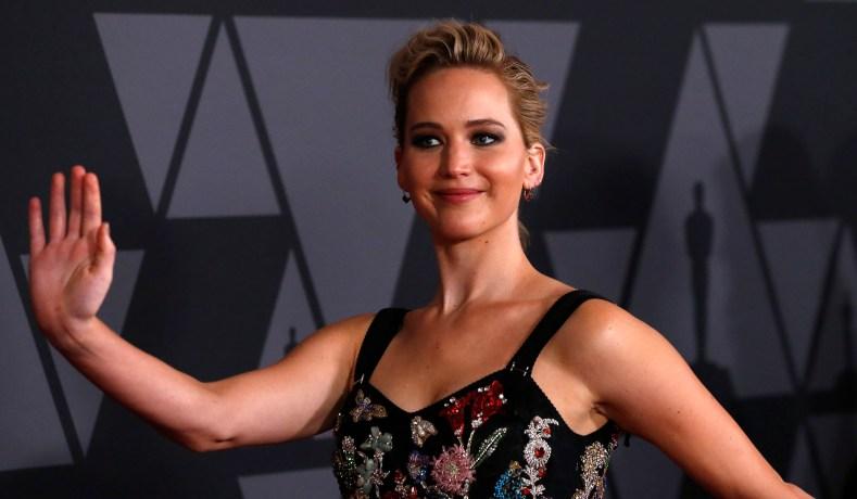 Jennifer Lawrence Dres...