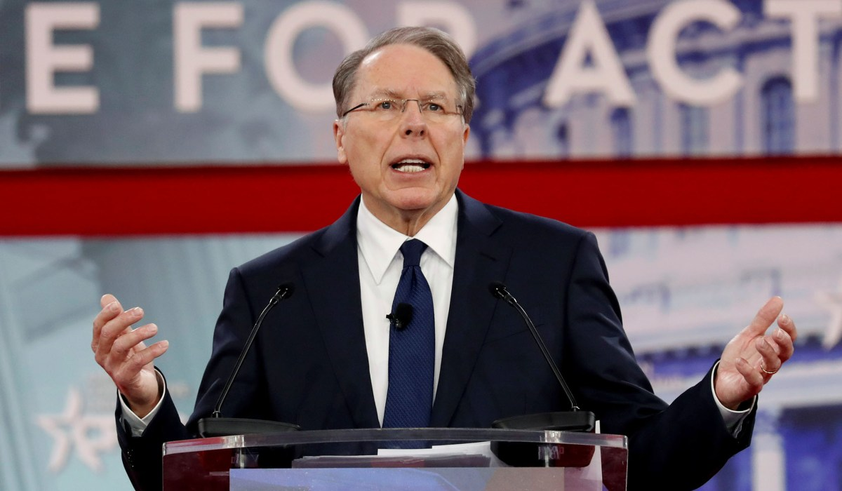 The NRA Makes a Wise, Principled Decision to Support Gun-Violence Restraining Orders | National Review