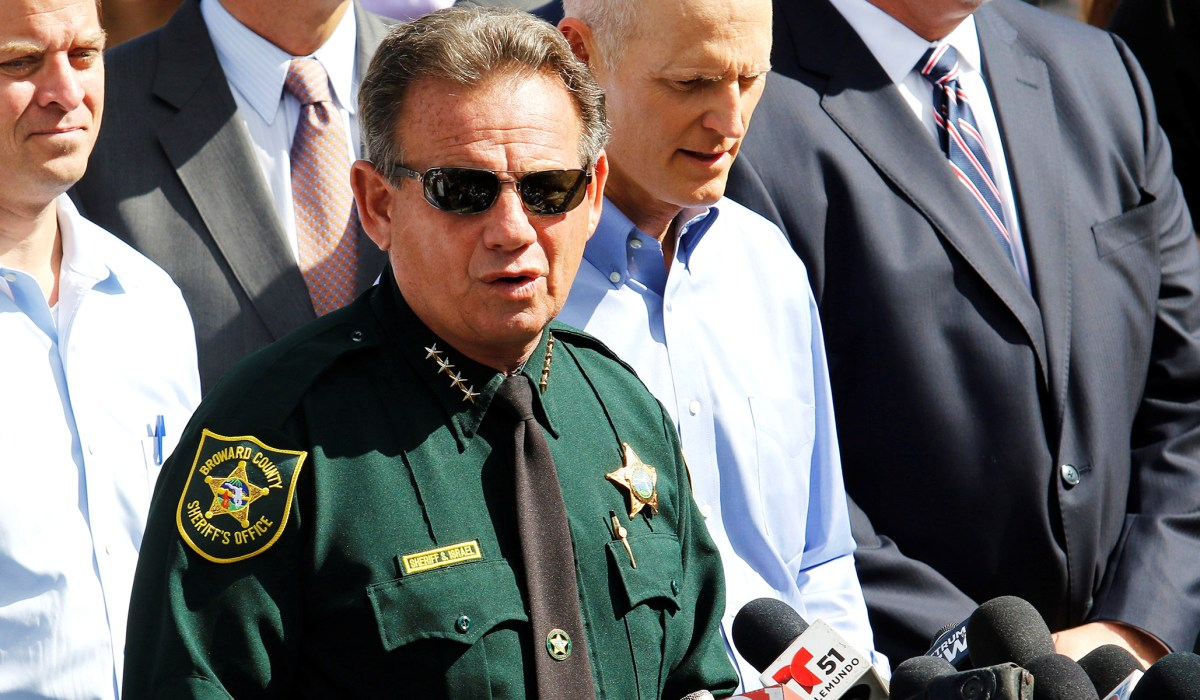 DeSantis Officially Suspends Broward Sheriff over Response to Parkland Shooting | National Review
