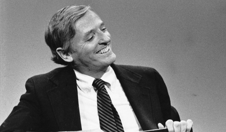 National Review Founder William F Buckley Jr