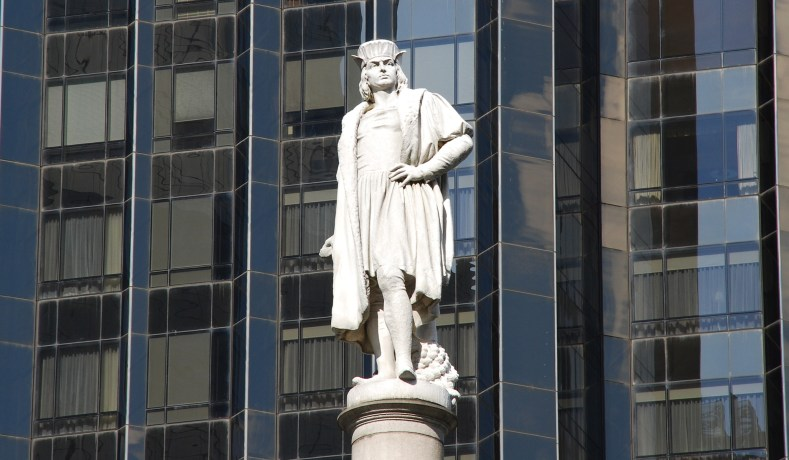 New York City Columbus Statue Commission Decides On Reeducation