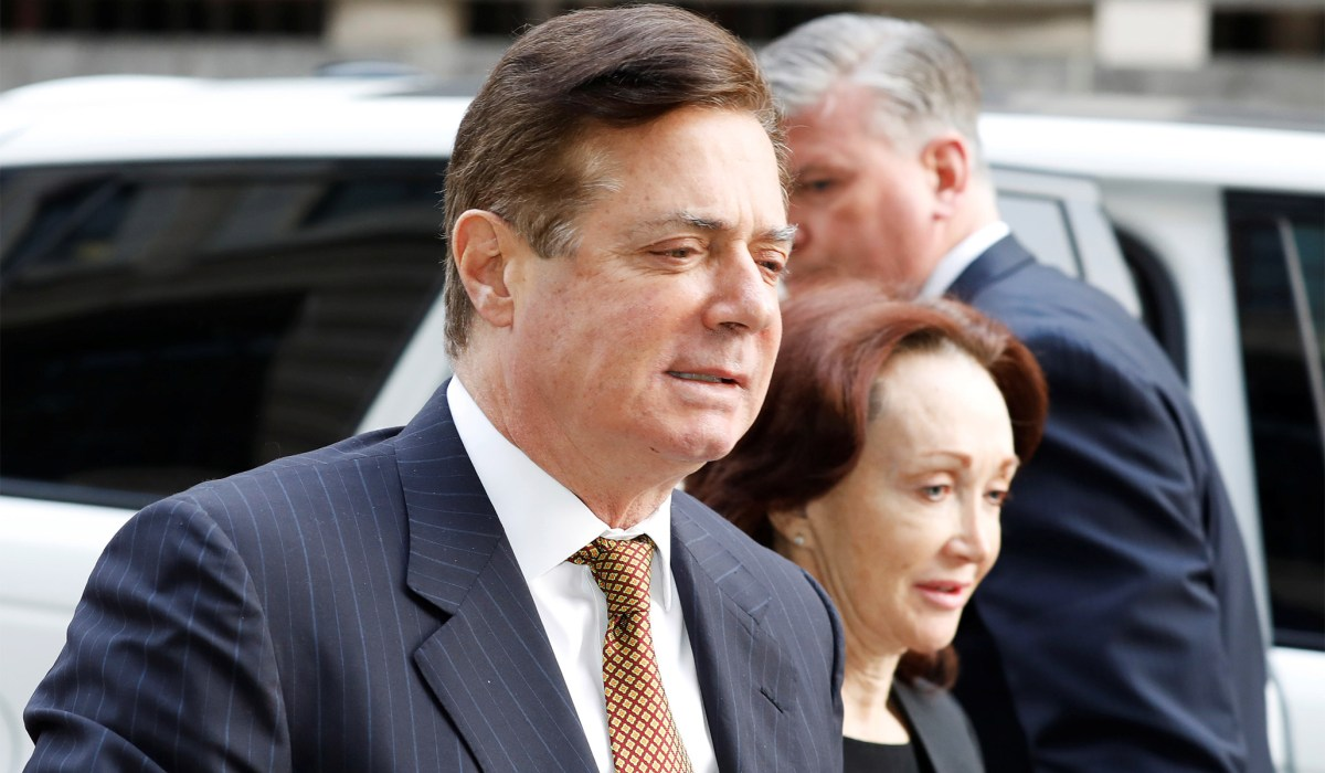 photo image Judge Orders Mueller to Name Key Players in Manafort's Ukraine-Lobbying Operation