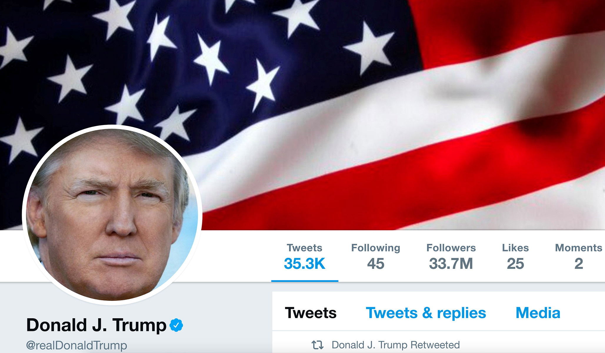 Appeals Court Rules Trump Cannot Block Twitter Followers