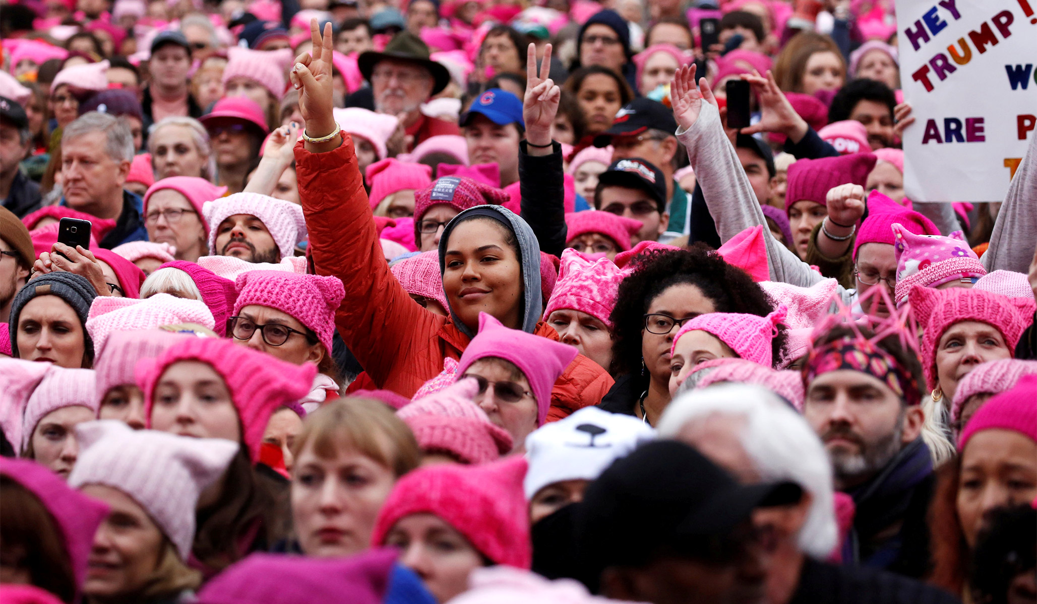 Women's March Missed Connections | National Review