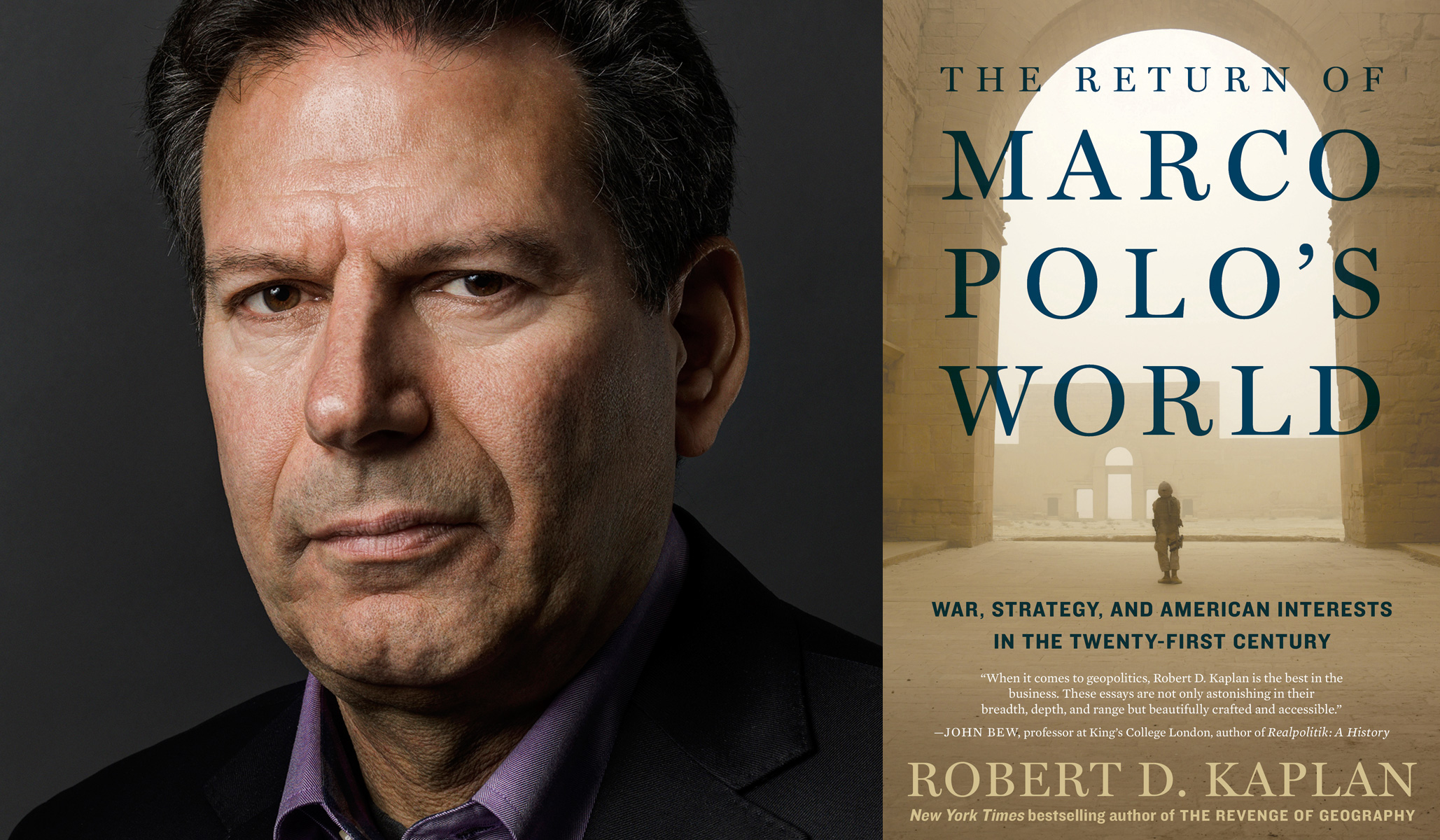The Return of Marco Polo\'s World\' by Robert D. Kaplan Book Review ...