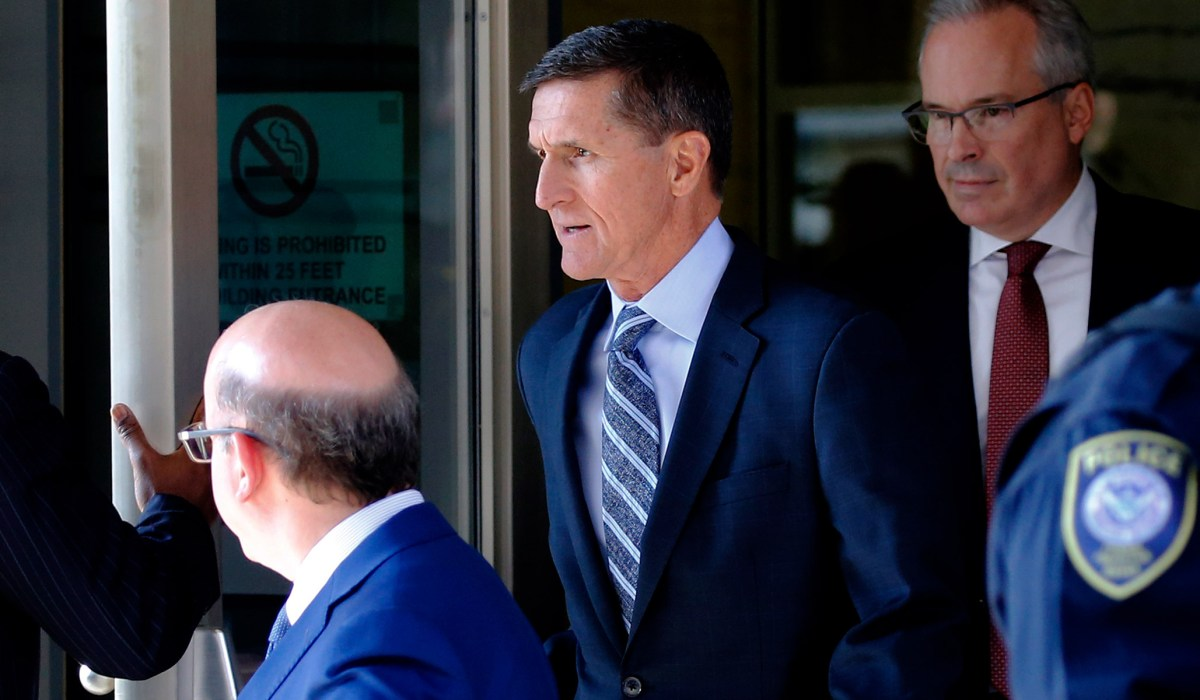 Strzok and Page Plotted Covert Meeting with Presiding Judge in Michael Flynn Case | National Review