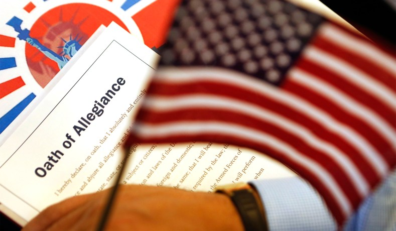 Naturalization Ceremony Speech: Welcoming New Americans