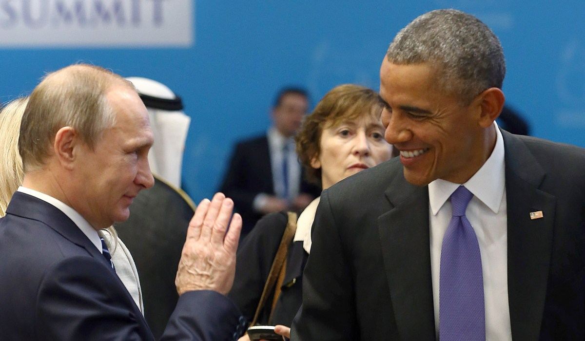 Flashback: Obama Congratulated Putin on His 2012 Election | National Review