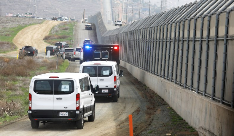 Illegal-Immigrant Caravans, Churches, and Criminal Sanctuaries