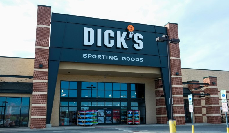 Dicks Ceo Decline In Gun Sales May Force Closure Of Field And Stream Stores