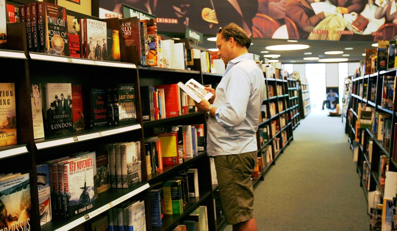 New York Times Book List Bias National Review