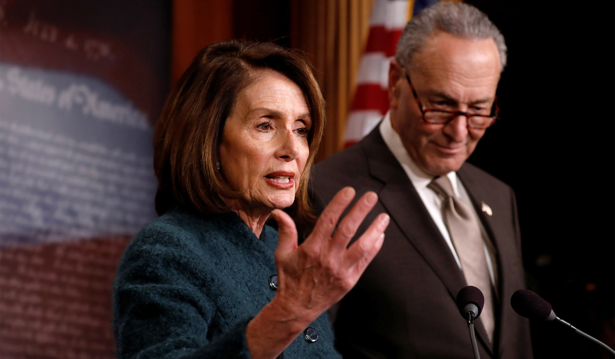 NATIONAL REVIEW – The Divine Right of the Democratic Party
