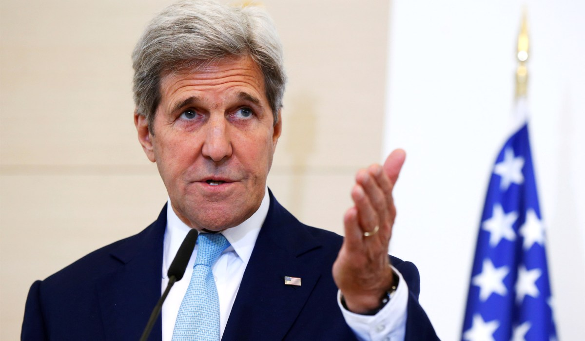 Rubio Urges DOJ to Investigate John Kerry's Meetings With Iranian Officials | National Review