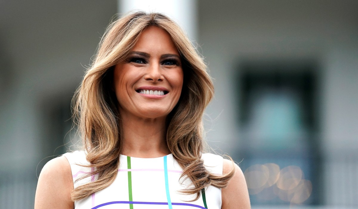 Melania Trump: Media Scapegoat, Popular Favorite ...