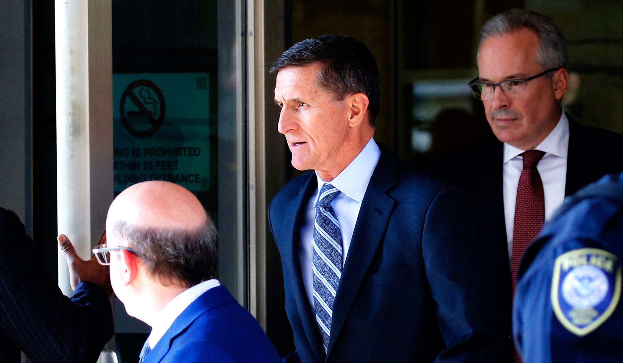 New Flynn Notes: 'FBI Leadership' Decided Not to Provide Russian Call Transcripts to Flynn in Interview thumbnail