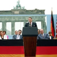 'Tear Down This Wall': The Power of Reagan's 1987 Speech Endures