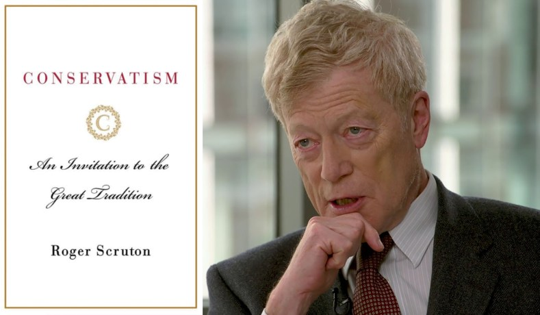 Image result for scruton conservatism tradition