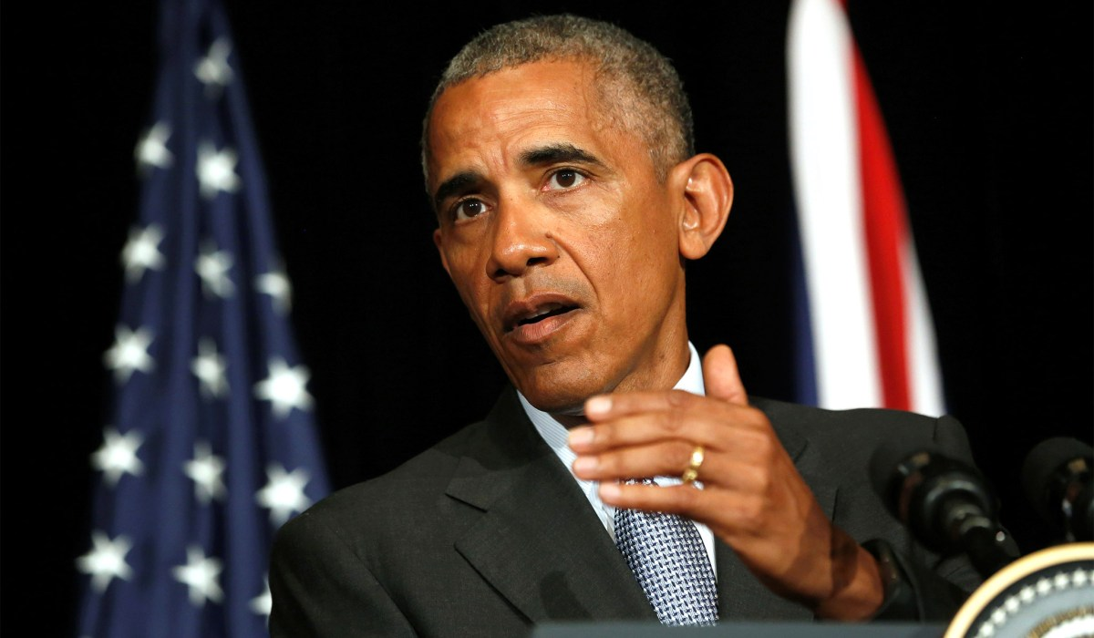 Obama Thinks He Should Get Credit for Good Economy | National Review