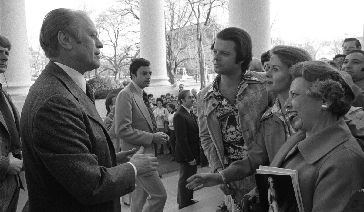 Gerald Ford Amp Lessons From The Accidental President