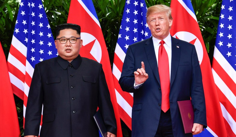 Trump to Meet with Kim Jong-un in February