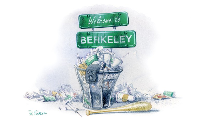 Berkeley & Free Speech: Why This Liberal Gave up on the