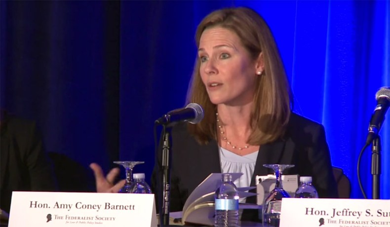 Judicial Winning: Amy Coney Barrett | National Review