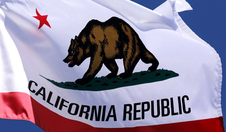 Commiefornia Has Become America's Cannibal State  California-state-flag