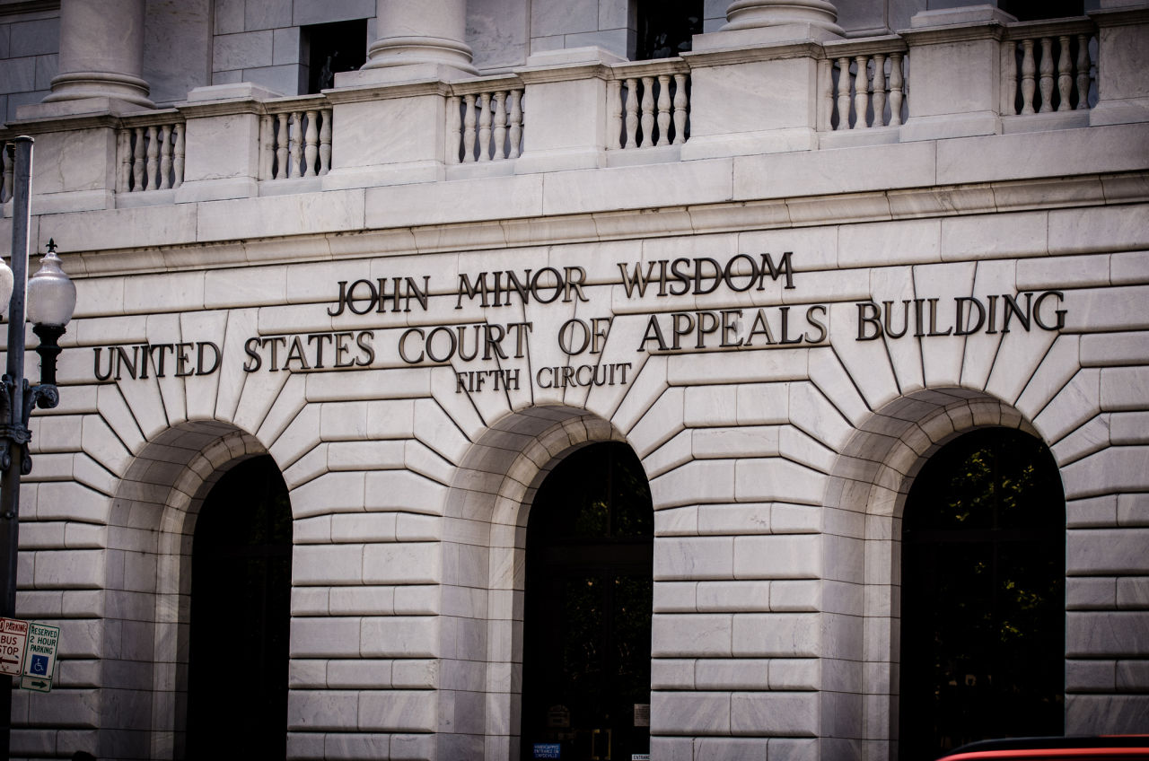 Federal 5th Circuit Court Celbridge Cabs Second Washlaw Web Conservatives Voice Concerns Over Potential Fifth Nominee National Review