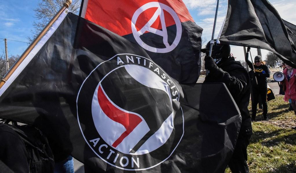 Trump Will 'Designate' Antifa a Terrorist Organization