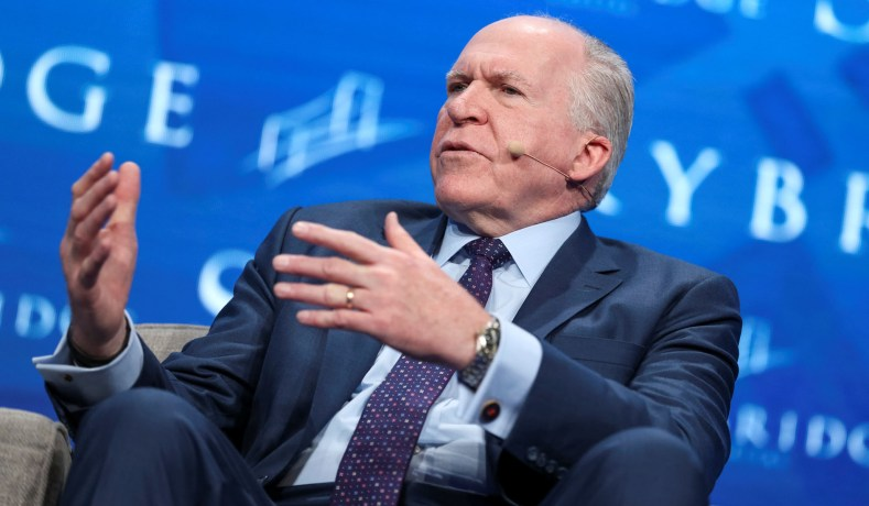 Brennan Wonders if Trump Actually Stripped His Security Clearance