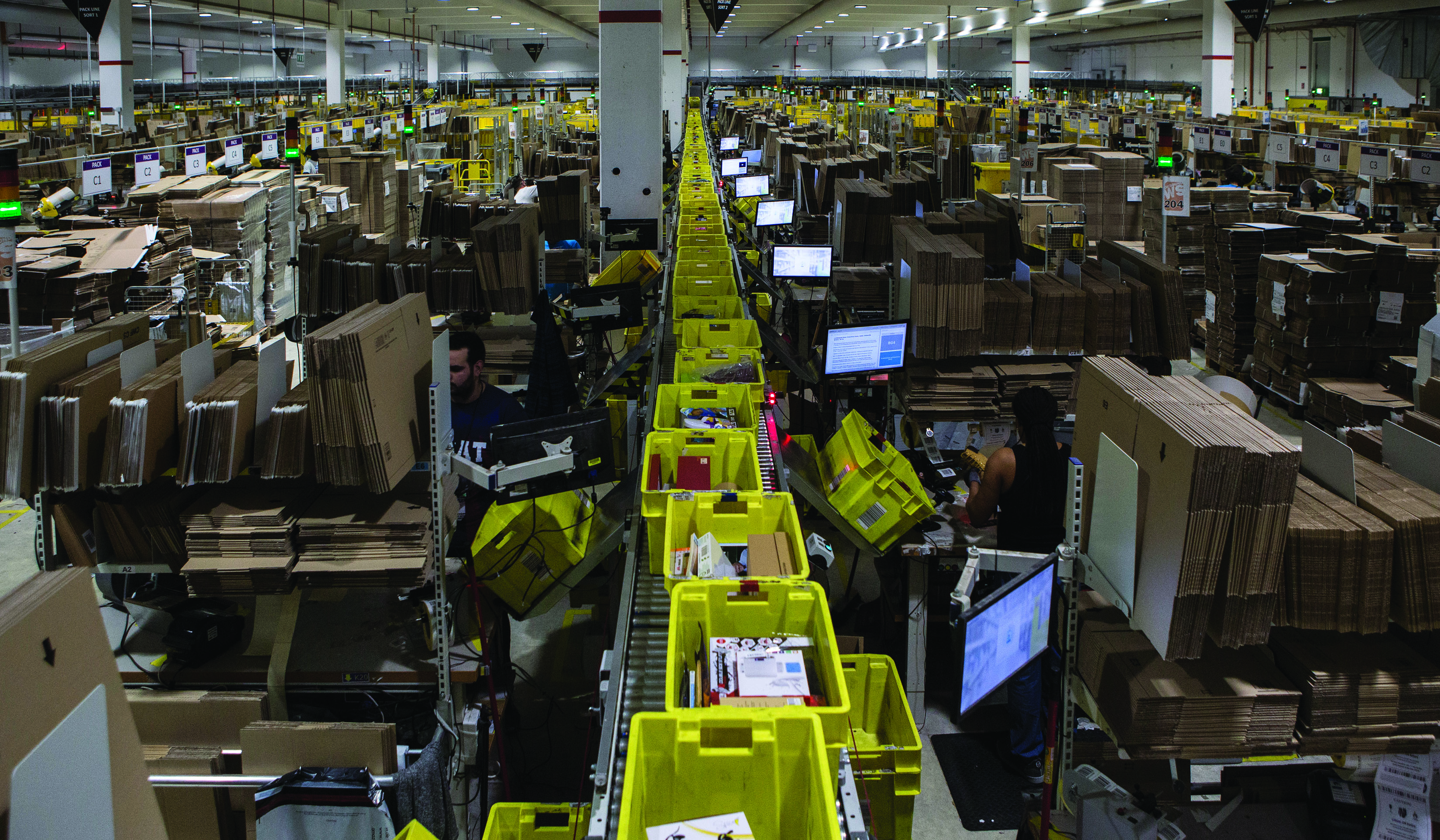 Working for Amazon: Life at the Everything Store | National