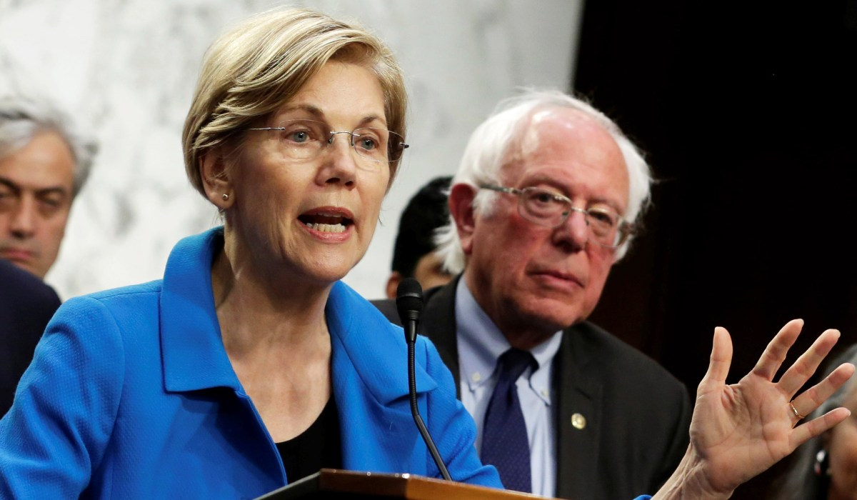 Elizabeth Warren's Batty Plan to Nationalize . . . Everything | National Review