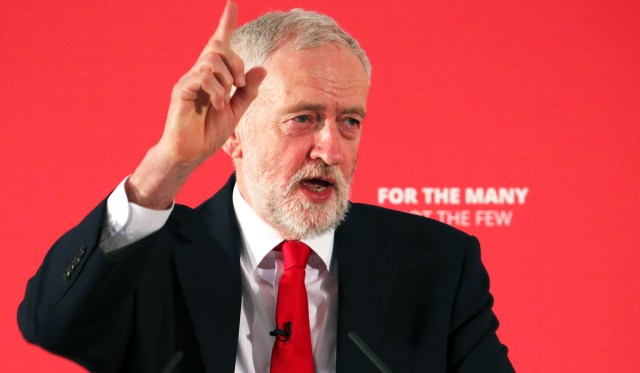 Jeremy Corbyn Reminds Us Why Israel Exists | National Review