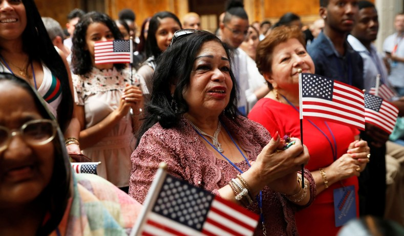 Donald Trump Wants Higher Legal Immigration  Here's Why He's