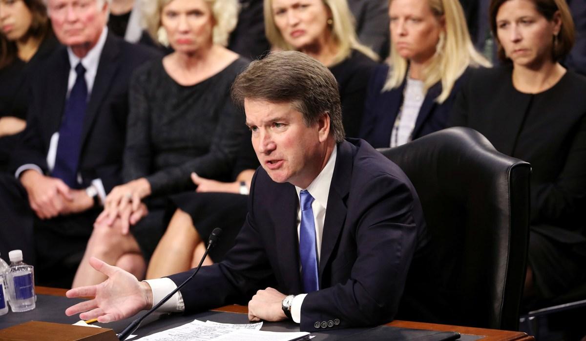 Brett Kavanaugh Categorically Denies Sexual-Misconduct ...