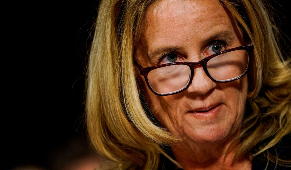 photo image Time Magazine's Influential-People List Recognizes Kavanaugh, Blasey-Ford