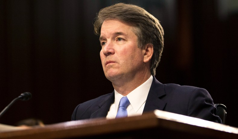 Fifth Kavanaugh Accuser Recants | National Review