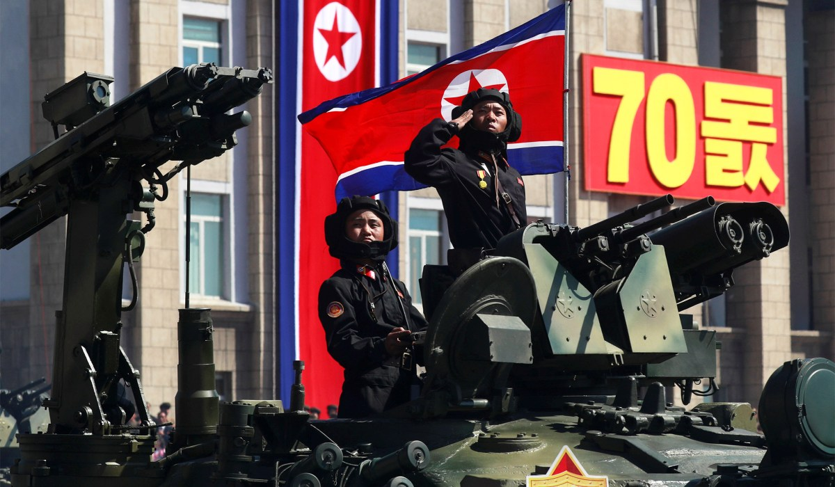 North Korea Conducts First Weapons Test Since Biden Inauguration | National Review