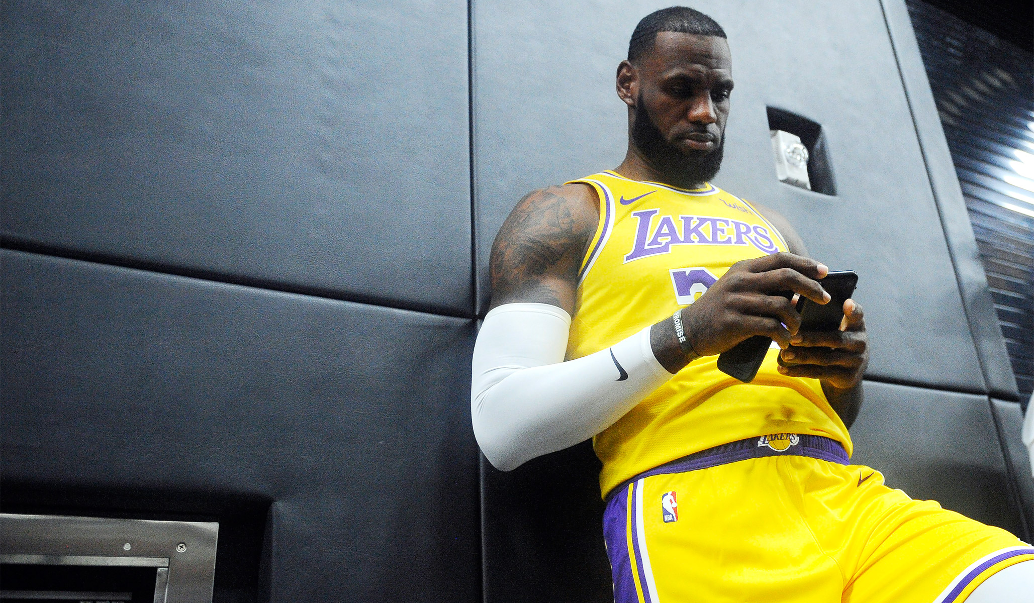 Lebron James: Rockets GM Was 'Misinformed' When He Expressed Support for Hong Kong Protesters