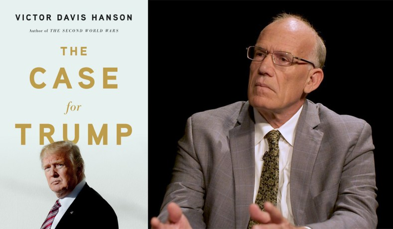 Image result for victor davis hanson the case for trump