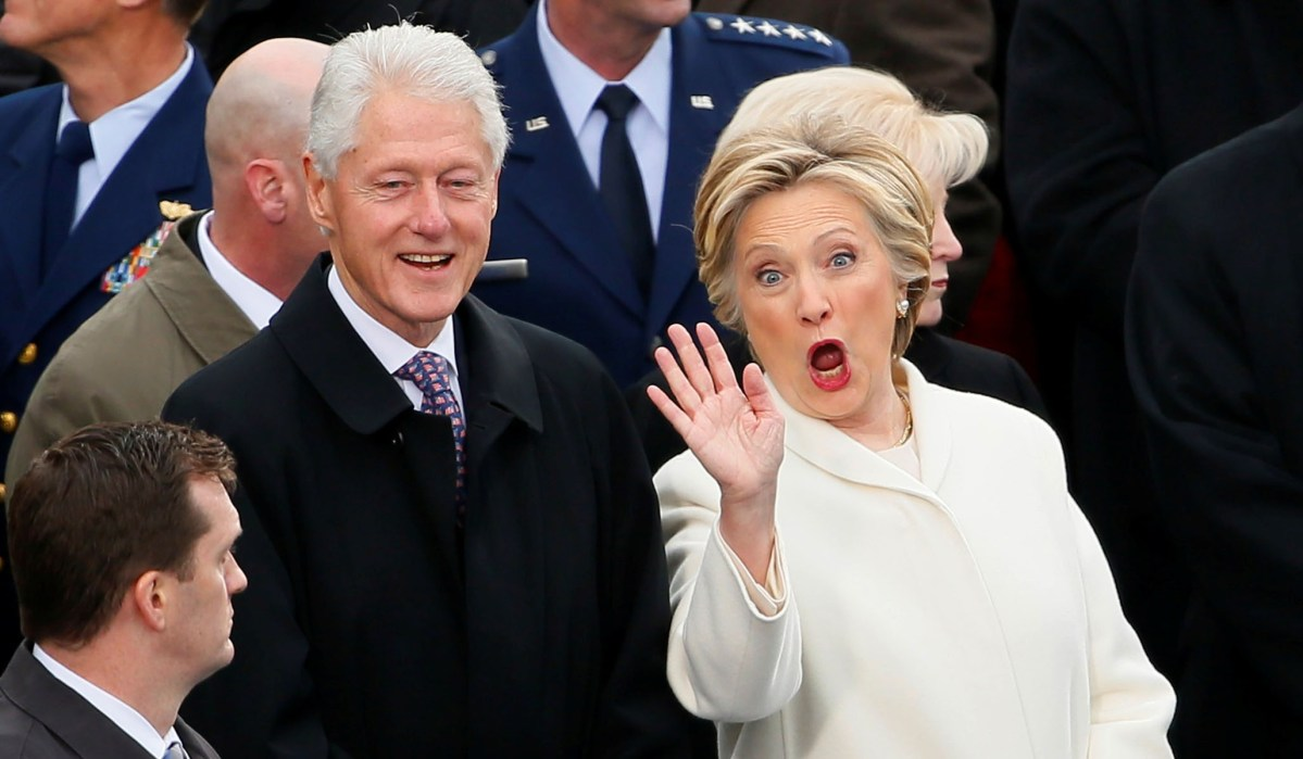 Bill and Hillary Remain the Democrats' Worst Nightmare   National Review