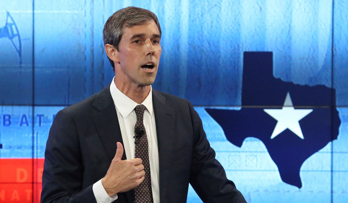 Beto O'Rourke: Southern Border 'One of the Safest Places' in US | National Review