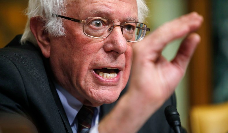 Bernie Sanders Is Proof that You Can't Teach an Old Dog New Tricks